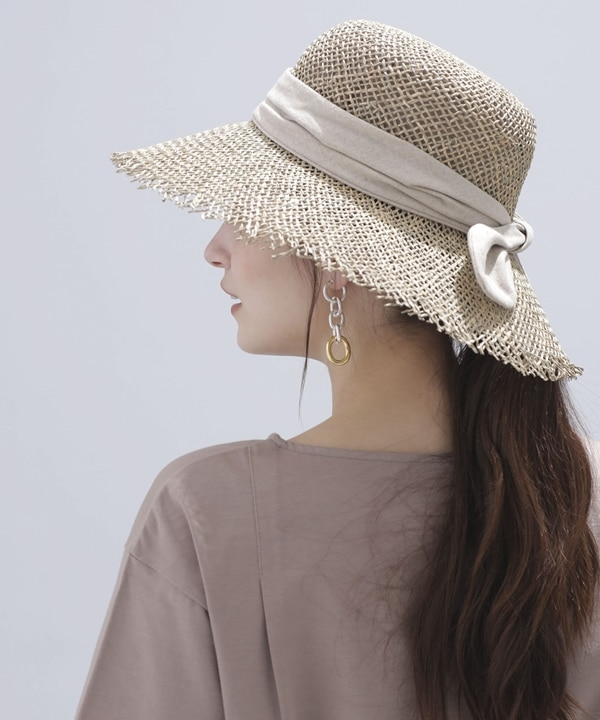 別注see-through kanpi HAT