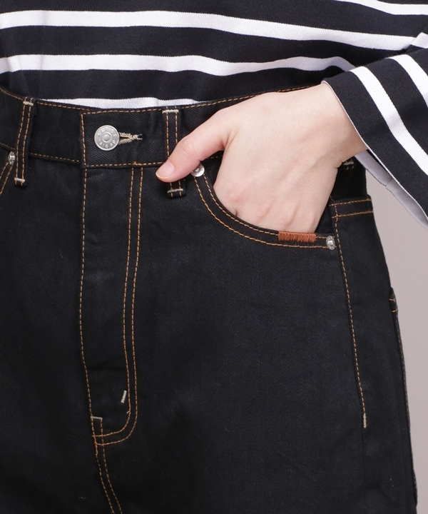 COCOON DRY BLACK DENIM