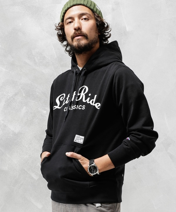 別注LET IT RIDE PULLOVER PARKA