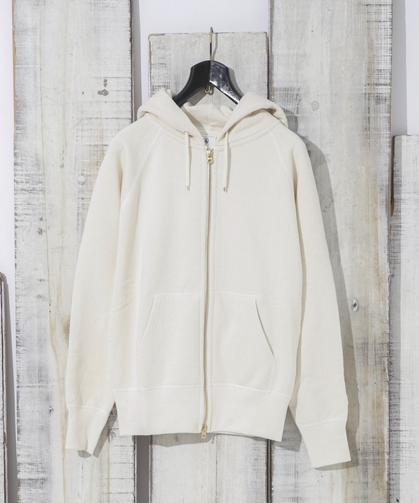 FRENCH TERRY PARKA