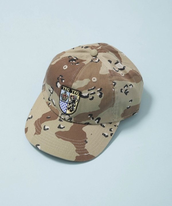 EMBLEM PATCH CAP