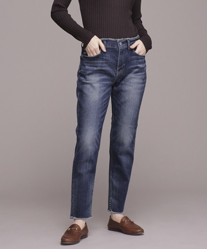 H.salt Dark Fringe Denim