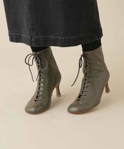 SQ STRC LACE-UP BOOTS